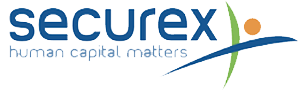 logo of securex, a legal client of GOlegal