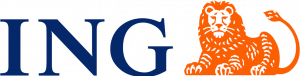 logo of the Bank ING, a legal client of GOlegal