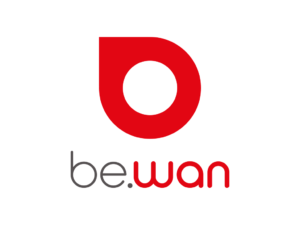 logo of be.wan, a legal client of GOlegal